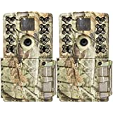 Moultrie A-5 Gen 2 14 MP Infrared Digital Game Trail Hunting Camera (2 Pack)