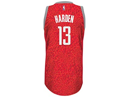 finest selection d92fb 7b48f Amazon.com : adidas Men's Houston Rockets James Harden Crazy ...