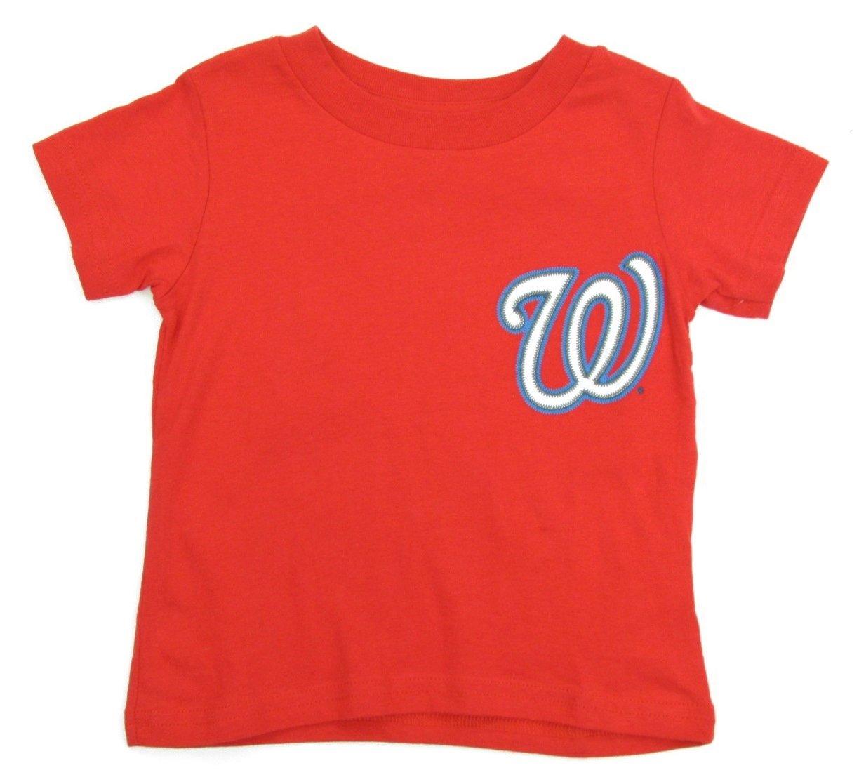 大人気新作 Bryce Harper幼児用Washington Bryce B00IPQ1AAU 3T Nationalsレッド名前と番号ジャージーTシャツ 3T B00IPQ1AAU, KAIATTA カイアッタ:d97695f8 --- a0267596.xsph.ru