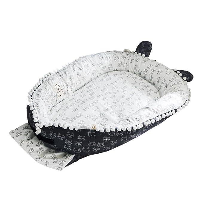 Depruies Baby -6 Acero Portátil Baby para colecho y cunas ...
