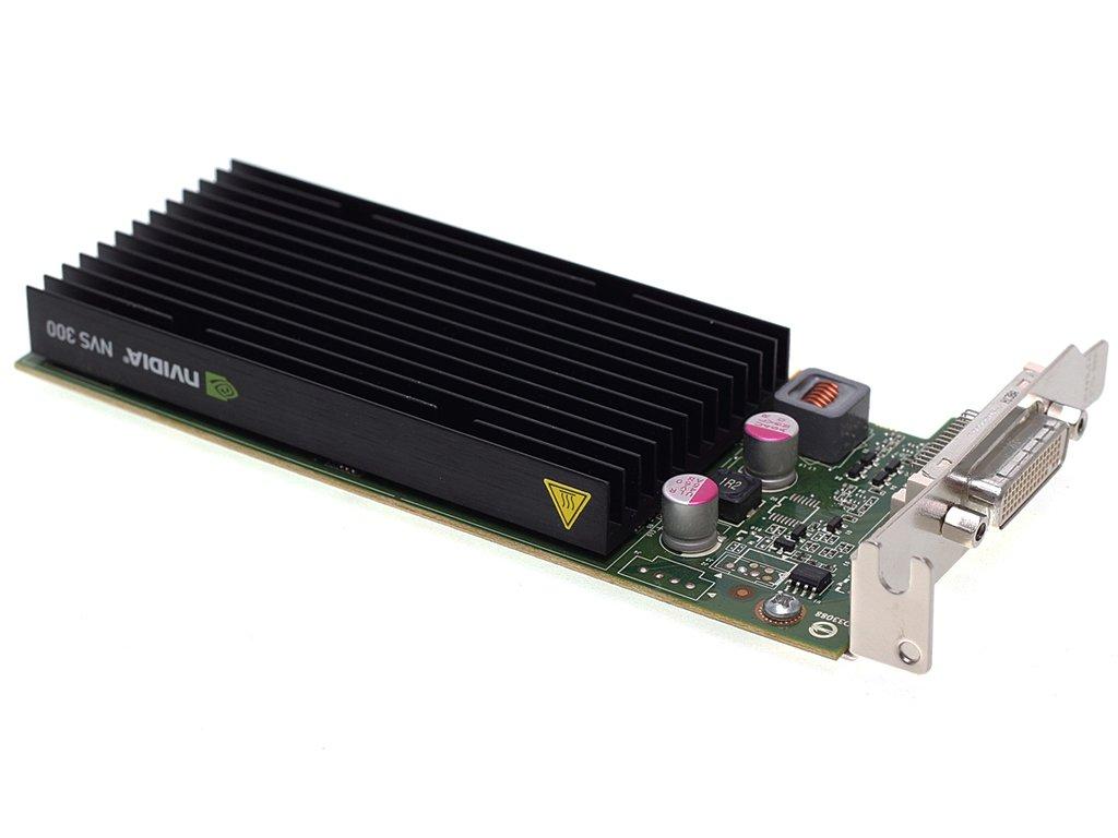 HP NVIDIA Quadro NVS 300 512MB DDR3 Graphics...