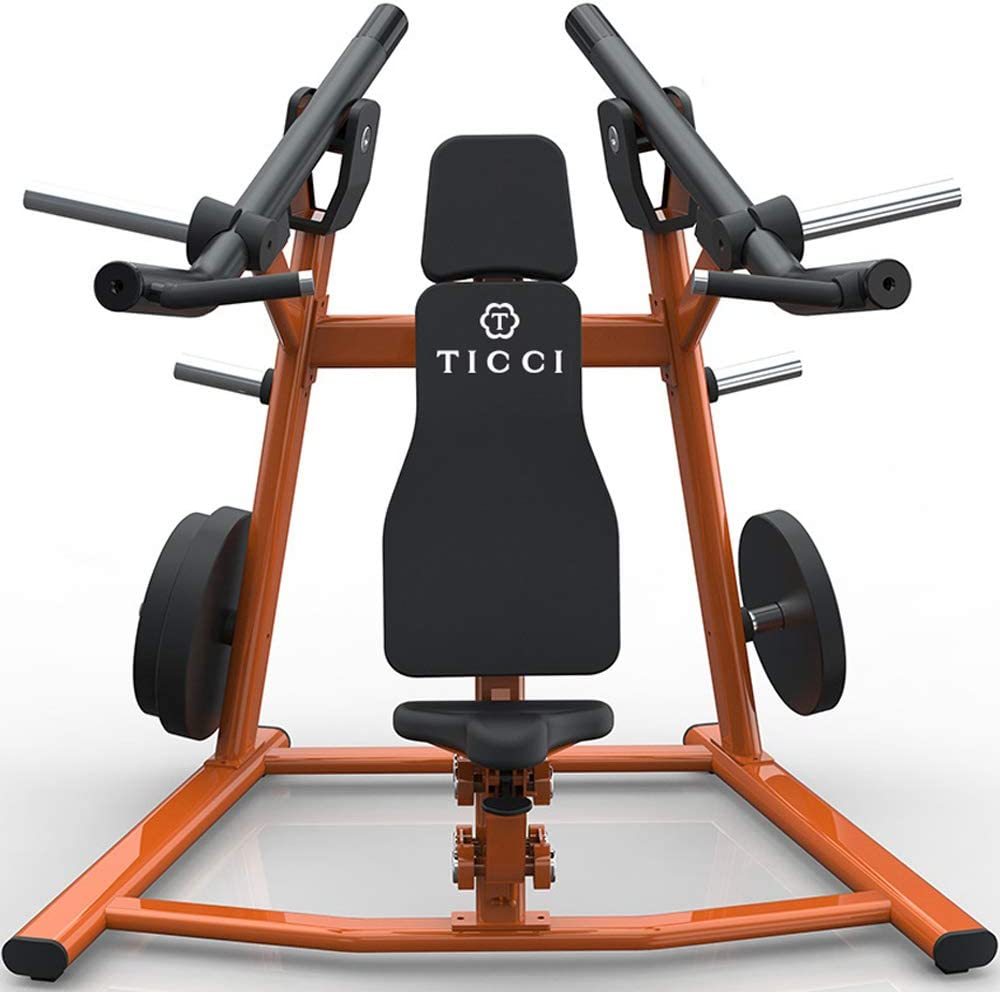 Amazon Com Ticci Body Building Apparatus Home Gym System Weight Training Exercise Workout Equipment Fitness Strength Machine For Total Body Training Sports Outdoors