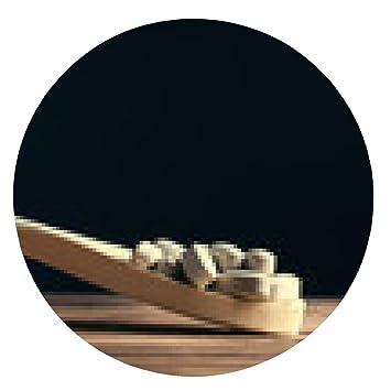 my-puzzle-design alfombrilla de ratón Vitaminas o suplementos en cuchara de madera sobre tabla de madera de la vendimia: Amazon.es: Electrónica