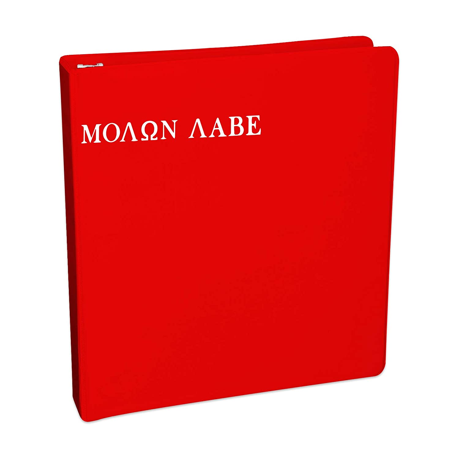 Bargain Max Decals White Sticker Decal Notebook Car Laptop 8 Molon Labe BM-MPR-57 Come TAKE Them!