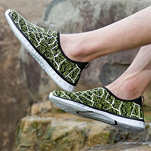 Swimming Womens's Soft Surf Beach Shoes and Shoes Shoes for Jiang Bottom Shoes Yoga Swim Shoes D Barefoot Water Snorkeling Men's nqAwFpX
