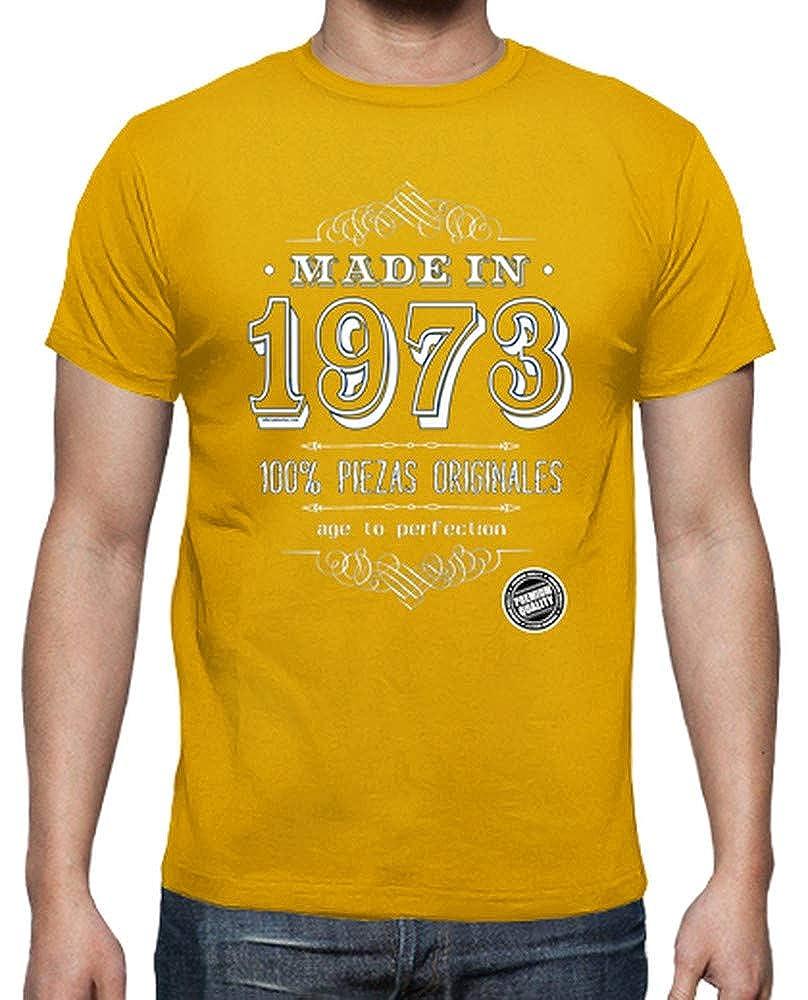 latostadora - Camiseta Made In 1973 para Hombre