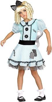 Horror-Shop Disfraz de muñeca enrollada M: Amazon.es: Juguetes ...