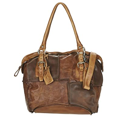 fc1e69f74fe0d Airstep   A.S.98 FINDI Handtaschen Damen Camel - Einheitsgrösse -  Umhängetaschen