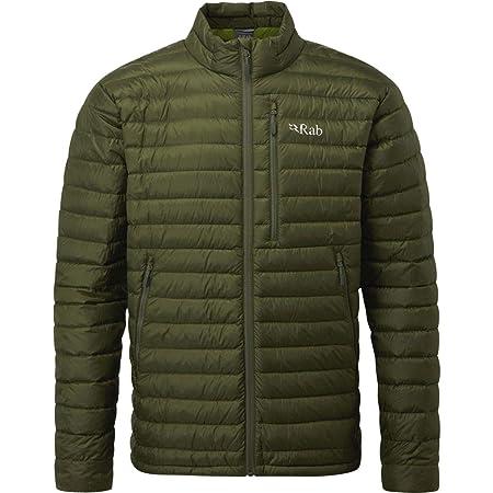 Rab Microlight Jacket Men Grey 2018 Winter Jacket Amazon Co Uk