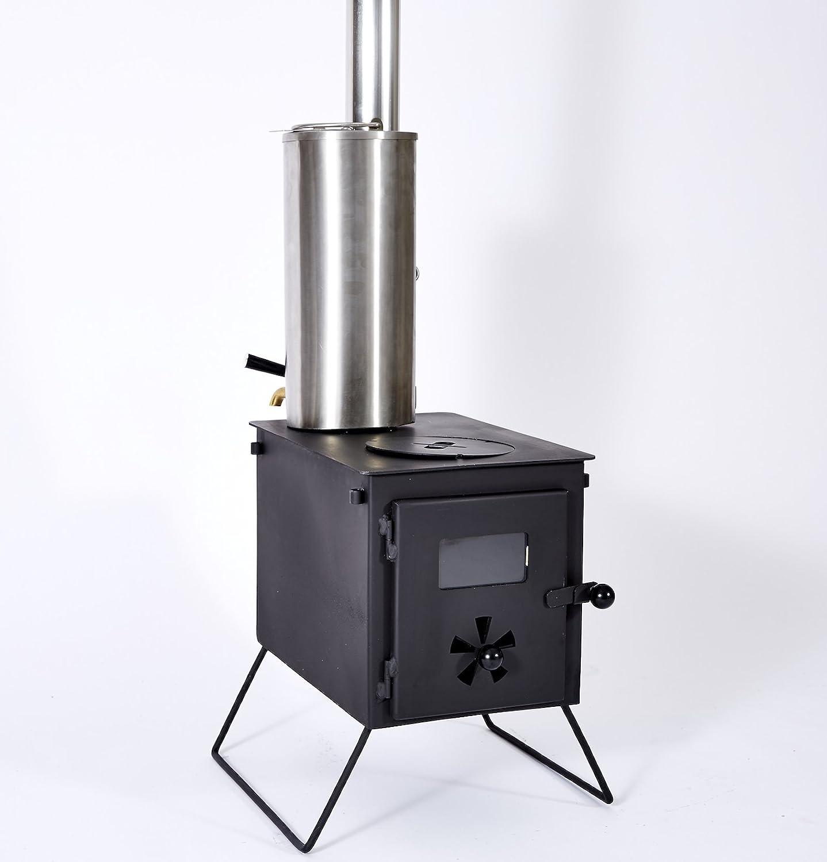 Outbacker \'Firebox\' Portable Wood Burning Stove: Amazon.co.uk ...