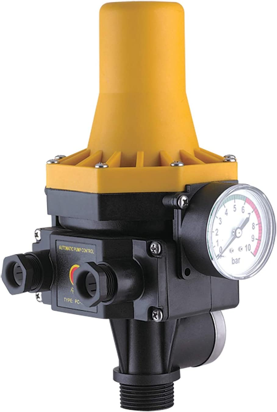 Pumpensteuerung Druckwächter für Kreisel Tiefbrunnen Kreiselpumpe