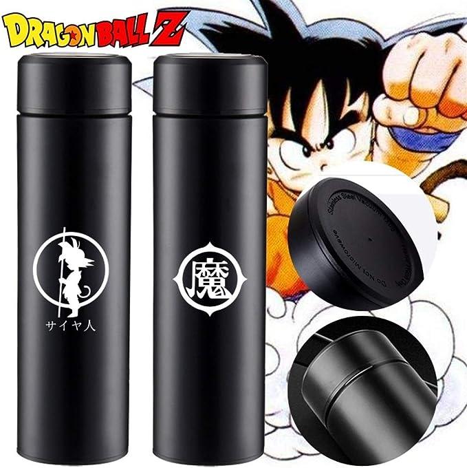 Dragon Ball Z MDB25699 Multicolor Botella de Acero 550 ml Unisex