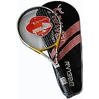 Delta Elite Tenis Raketi (Deluxe Askılı Çantalı) RV 1320, Sarı