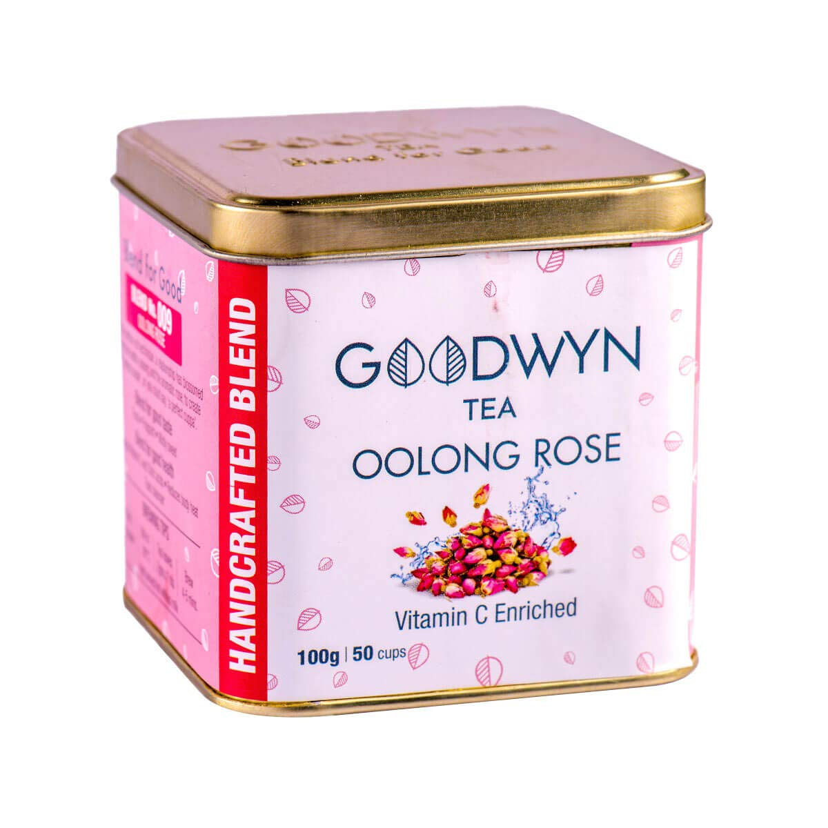 Goodwyn Oolong Rose Tea, Pure Oolong Tea with Rose Petals, 100 Grams (B00VX24PIM) Amazon Price History, Amazon Price Tracker