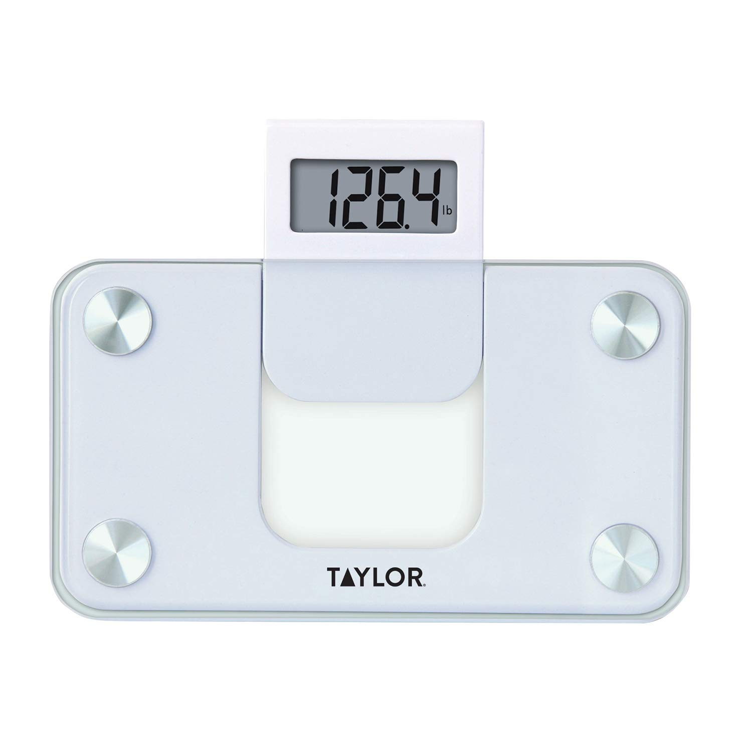 TAYLOR TAP708640134, Glass Digital Mini Scale with Telescope Display