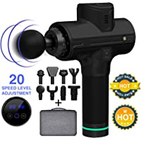 Benyue Handheld Electric Body Powerful Deep Tissue Massage Gun for Sore Muscle and Stiffness