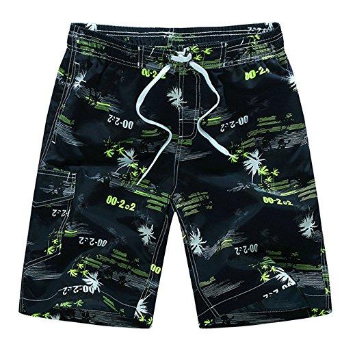 Beach pantaloncini da uomo Casual Mens Board Shorts (Size: 3XL)