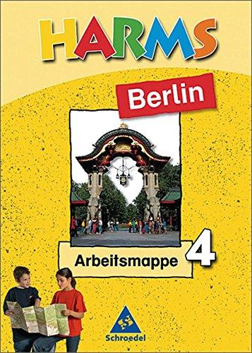 HARMS Arbeitsmappe - Ausgabe 2004: HARMS. Das Sachbuch - Ausgabe 2004 Berlin / Brandenburg / Mecklenburg-Vorpommern: Arbeitsmappe 4 Berlin