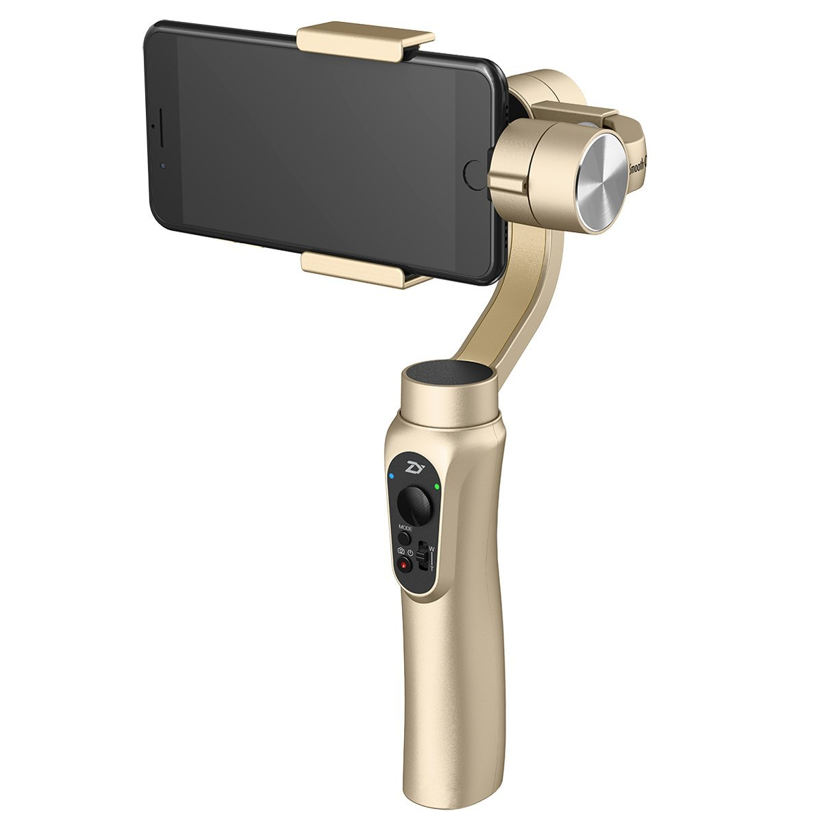 Zhiyun Smooth-Q Stabilisator gold: Amazon.de: Kamera
