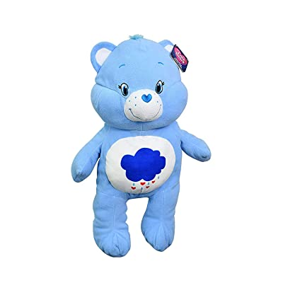 "Care Bears 24"" Pillow Plush Stuffed Animal, Grumpy Bear (Blue): Toys & Games"