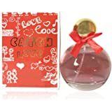 CATCH LOVE, Our Version of COACH POPPY, 3.4 fl.oz. Eau de Parfum Spray for Women, Perfect Gift