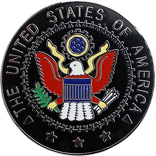 - US Presidential Seal - Lapel Pin