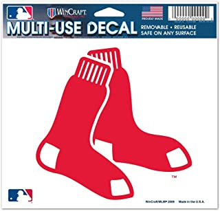Wincraft Boston Red Sox 12,7 x 15,2 cm Ultra Decal 7 x 15 2 cm Ultra Decal 14407091