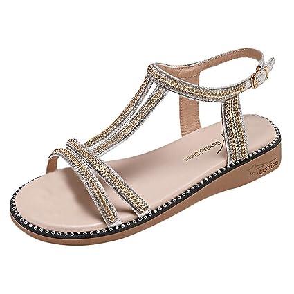 Genuine leather white nurse elegant open toes comfortable 3-8  women slippers