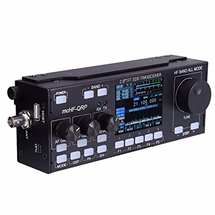 RECENT RS-918SSB HF SDR HAM Transceiver