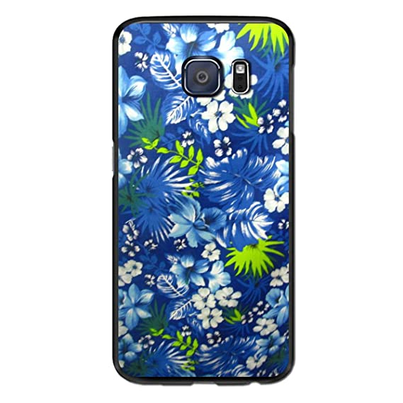 Amazoncom S6 Edge Case Hawaiian Royal Blue Wallpaper