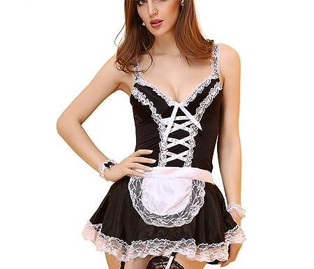 Ropa interior sexy ropa interior seductora criada vestido de ...
