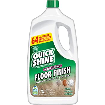 Quick Shine Laminate Floor Polish