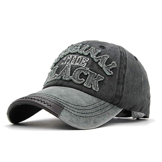 VIIMON Gorras de béisbol Retro Ajustables Sombreros para Hombre ...
