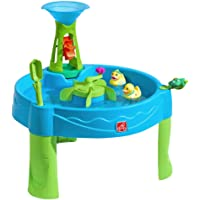Step2 Duck Dive Water Table | Kids Water Table with Water Tower & 5-Pc Accessory Set