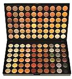 120 color eyeshadow palette - BLUETTEK 120 Color Eyeshadow Makeup Palette - Matte Earth Tone Series (# 4 Color)