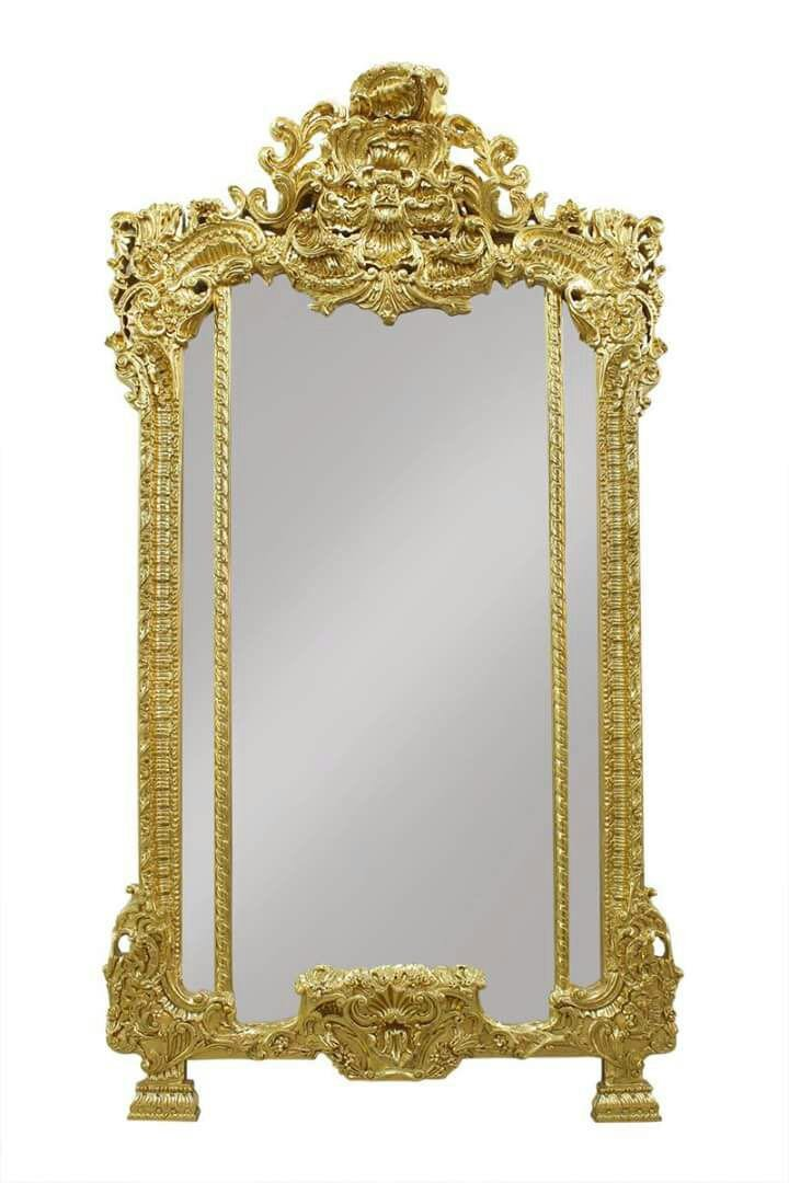Casa Padrino Luxury Baroque Wall Mirror gold - Hotel Furniture
