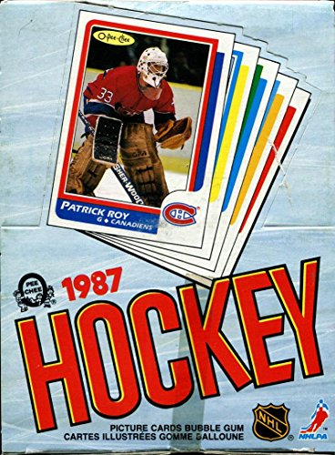 1986-87 O-Pee-Chee Hockey - Complete Set - 264 Cards NM (1986 87 O Pee Chee Hockey Cards)