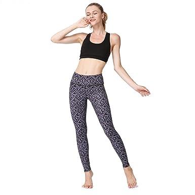 Fitness Yoga Leggings Running Gym Sport High Waist Jogging Pants Trouser Digital