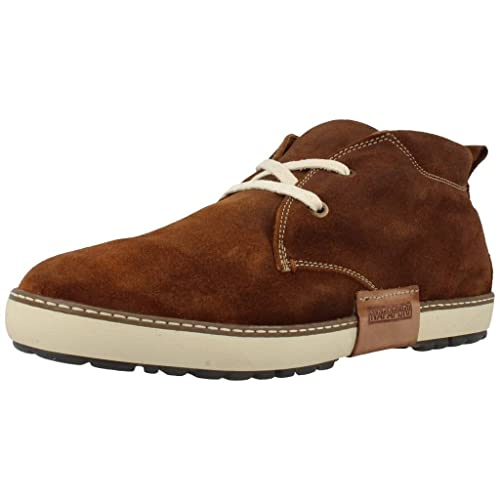 Napapijri Mens Boots Colour Brown Brand Model Mens Boots BOT Brown