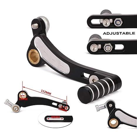 Adjustable Shift Pedal Gear Lever For Kawasaki Z800 Z900 Z1000//SX Ninja 1000