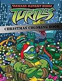 Christmas Coloring Book Teenage mutant ninja TURTLES
