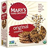 Mary's Gone Crackers Original, 6.5 Ounce (Pack of 12)