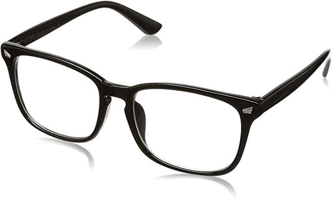 Amazon | [FREESE] 超軽量 伊達メガネ ブルーライトカット メガネ ...
