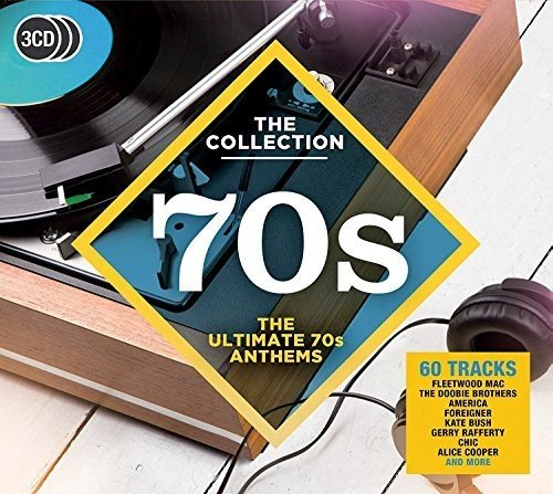 70s: The Ultimate 70s Anthems ()