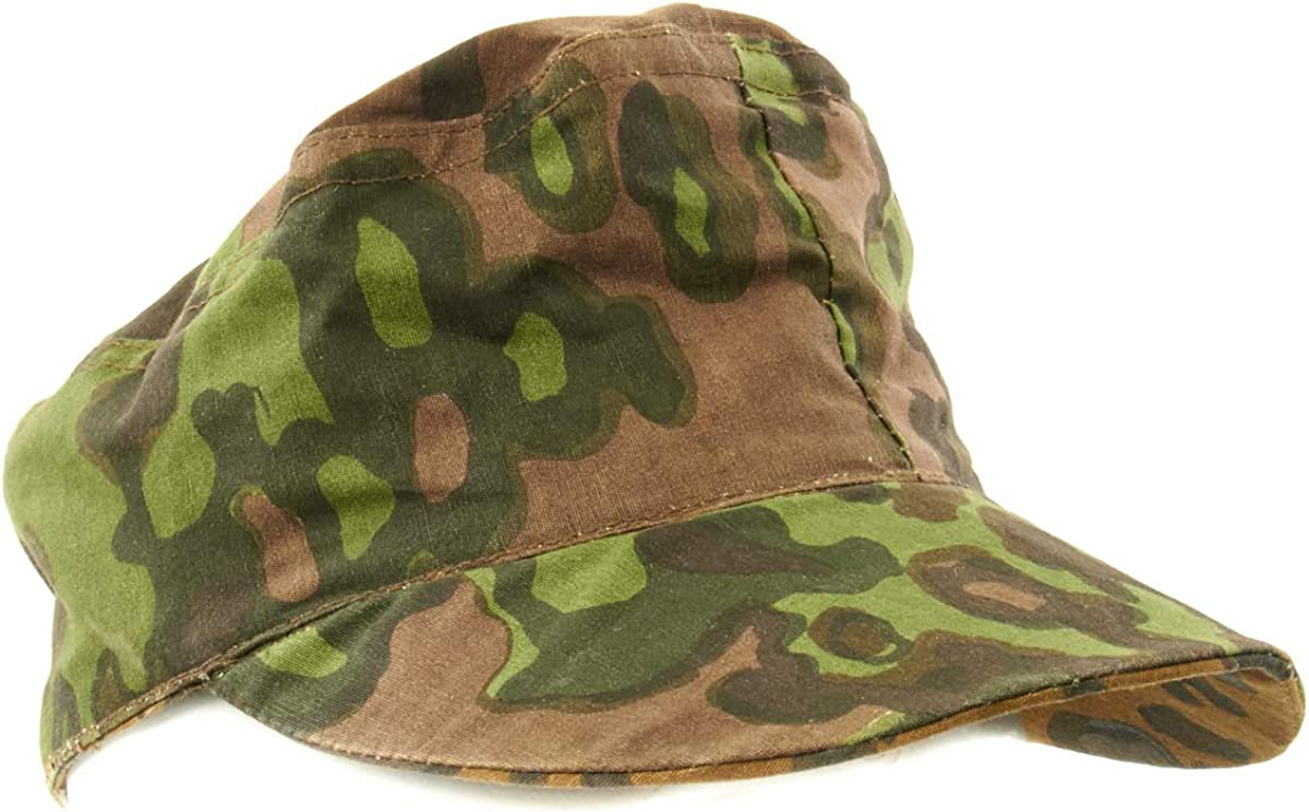 WW2 RUSSIAN M35 PILOTKA CAP Army Hat Side Cap Khaki Green Cotton All Sizes New