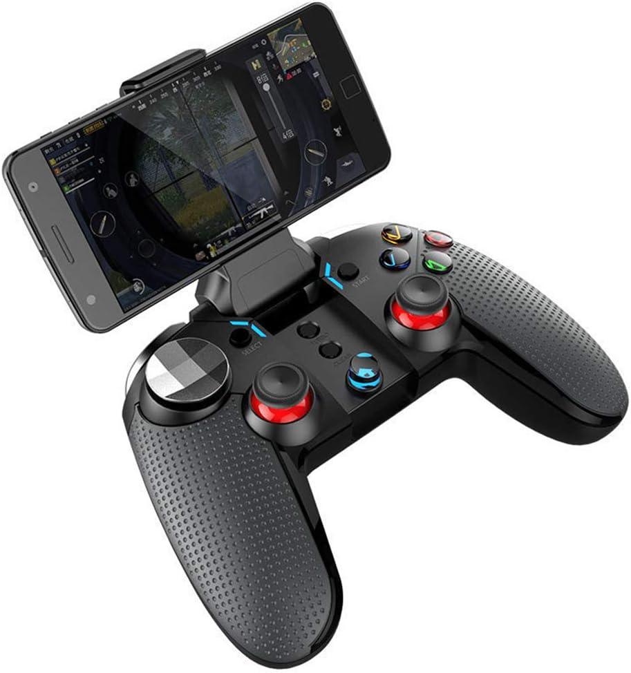 Teléfono Android Gamepad para PS3 Mando Inalámbrico Bluetooth Joystick para Juegos P3 De Doble Motor De Vibración Turbo Game Pad