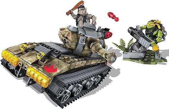 Amazon.com: Set de tanque selvático de Mega Blocks de ...