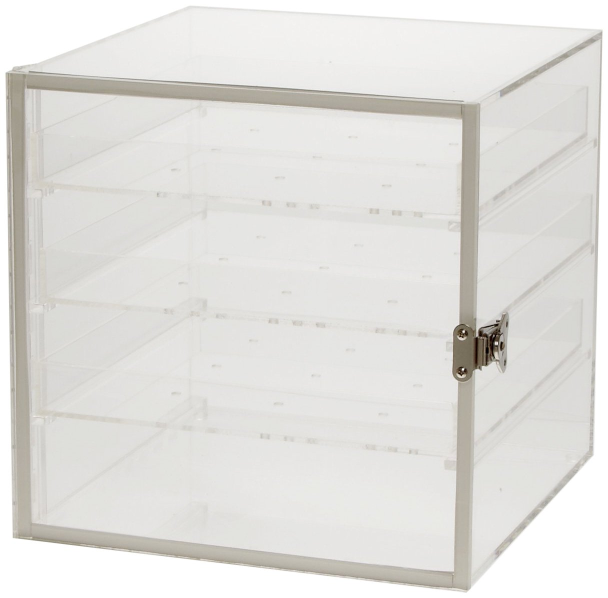 Bel-Art Clear Acrylic Desiccator Cabinet; 0.82 cu. Ft (F42066-0000)