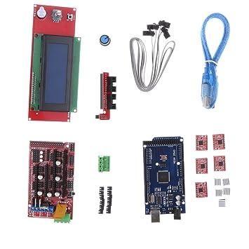Sharplace Tablero de Control de Impresora 3D Tablero de Circuitos ...
