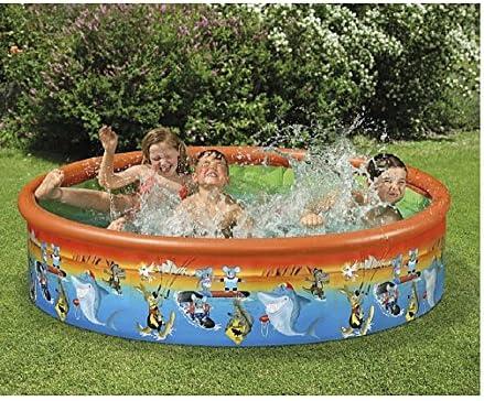 Familia Piscina Pool Baby - Piscina hinchable infantil Piscina ...